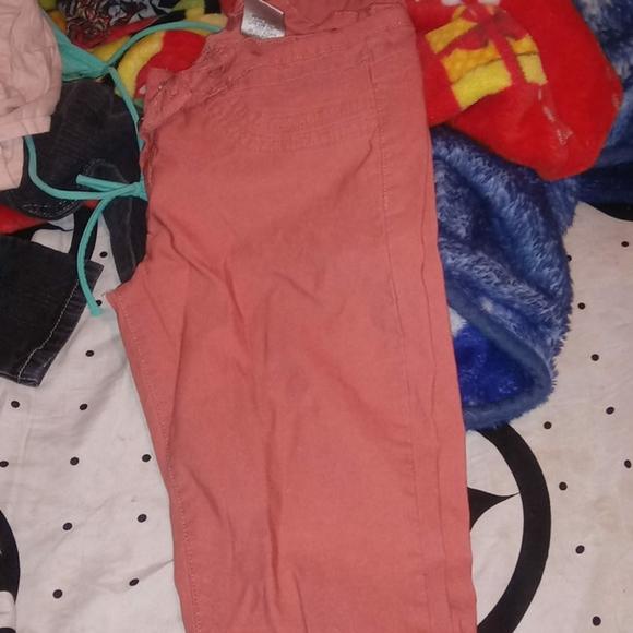 Vintage Denim - Pink Jeans